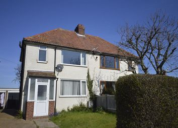 Thumbnail 3 bed semi-detached house to rent in Rectory Road, Deal
