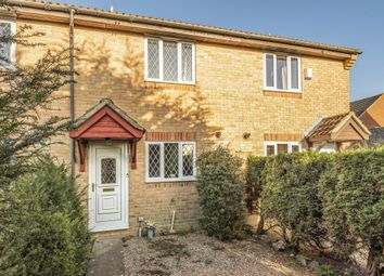 Thumbnail 2 bed semi-detached house for sale in Scrivens Mead, Thatcham