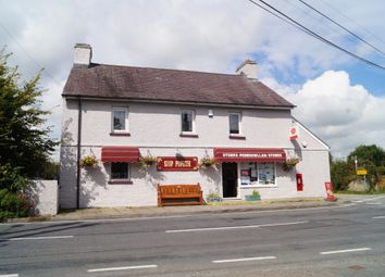 Thumbnail 4 bed detached house for sale in Penrhiwllan, Llandsyul