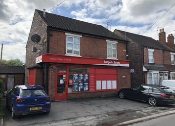 Thumbnail Retail premises for sale in Stoke On Trent, Staffordshire