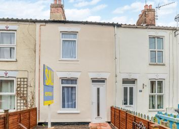 Thumbnail 3 bed terraced house for sale in Quebec Road, Norwich