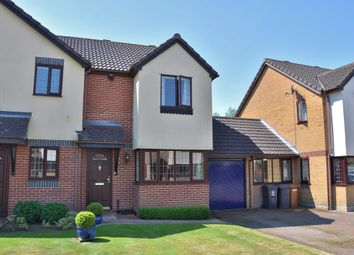 Thumbnail 2 bed semi-detached house to rent in Cromwell Close, Bishop's Stortford