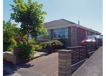 Thumbnail 2 bed semi-detached bungalow for sale in Hamilton Road, Bare, Morecambe