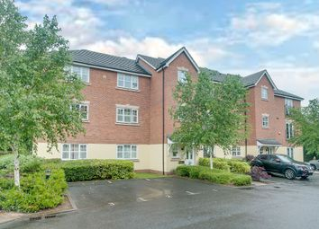 Thumbnail 2 bed flat for sale in Railway Walk, Breme Park, Bromsgrove
