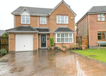 Thumbnail 4 bedroom detached house for sale in Copeland Drive, Standish, Wigan