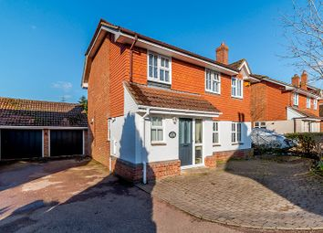 Thumbnail 4 bed detached house for sale in Wilson Drive, Ottershaw, Chertsey