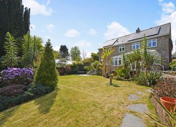 Thumbnail 4 bed detached house for sale in Lanlivery, Bodmin