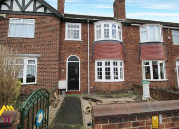 3 bed terraced house for sale in Sandringham Road, Town Moor, Doncaster DN2