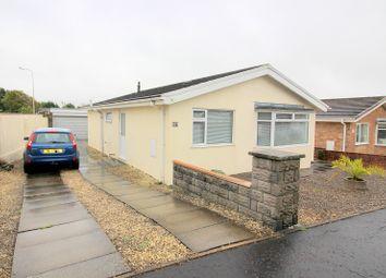 Thumbnail 3 bed detached bungalow for sale in Gwaun Coed, Brackla, Bridgend.