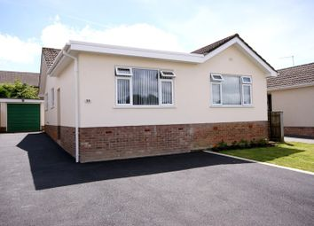 Thumbnail 3 bed detached bungalow for sale in Rushcombe Way, Corfe Mullen, Wimborne