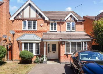 4 bed detached house for sale in Riverstone Way, Northampton NN4