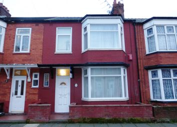 Thumbnail 3 bed terraced house for sale in Bishop Road, Wallasey