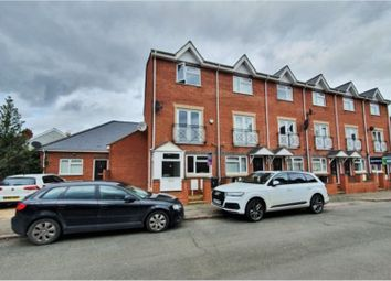 Thumbnail 4 bed end terrace house to rent in Clifton Road, Leicester