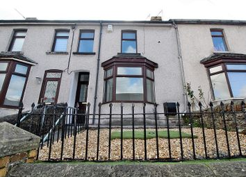 3 bed terraced house for sale in Bridgend Road, Llanharan, Pontyclun, Rhondda, Cynon, Taff. CF72
