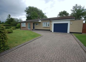 Thumbnail 2 bedroom detached bungalow for sale in Hawthorn Way, Ponteland, Newcastle Upon Tyne