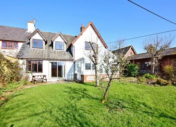 Thumbnail 4 bed cottage to rent in Warningcamp, Arundel