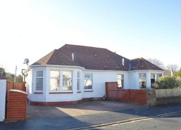 Thumbnail 2 bed semi-detached bungalow for sale in Rosebank Crescent, Ayr