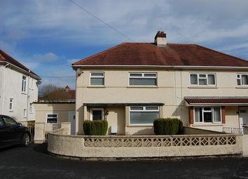 Thumbnail 3 bed semi-detached house for sale in Dyffryn Road, Ammanford
