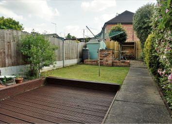 Thumbnail 3 bed terraced house for sale in Birchin Lane, Nantwich