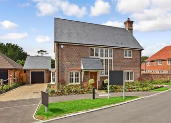 Thumbnail 4 bed detached house for sale in Saxon Way, Brambledown, Maidstone, Kent