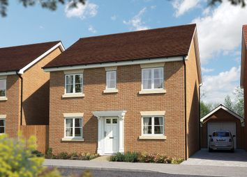 "Thumbnail 4 bed detached house for sale in ""The Buxton"" at Ongar"
