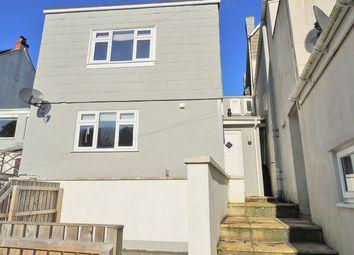 Thumbnail 3 bed terraced house for sale in Lee Road, Lynton, Devon