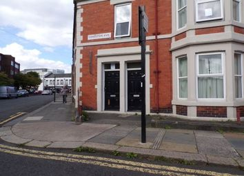 Thumbnail 3 bed flat to rent in West Jesmond, Newcastle Upon Tyne