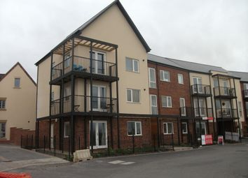 Thumbnail 2 bed flat to rent in Smallhill Road, Lawley Village, Telford