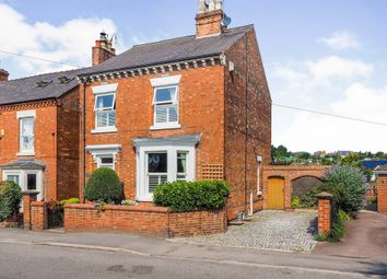 Thumbnail 4 bed detached house for sale in Ashby Road, Melbourne, Derby