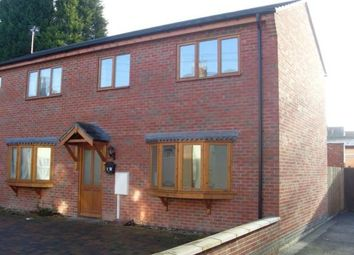 Thumbnail 2 bed semi-detached house to rent in Portland Terrace, Gainsborough