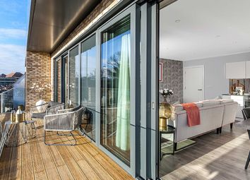 Thumbnail 1 bed flat for sale in Block D, Charter Square, Staines Upon Thames, Surrey