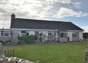 Thumbnail 3 bed detached bungalow for sale in Regaby West Road, Andreas, Isle Of Man
