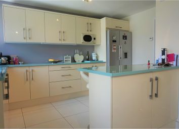 Thumbnail 4 bedroom link-detached house for sale in Woodcross Fold, Leeds