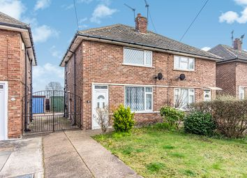 Thumbnail 2 bed semi-detached house for sale in Everingham Road, Doncaster, South Yorkshire