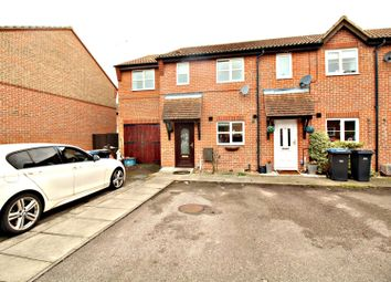 Thumbnail 3 bedroom end terrace house for sale in Coalport Close, Newhall, Harlow