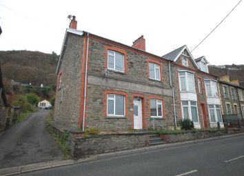 Thumbnail 3 bed end terrace house for sale in Taliesin, Machynlleth