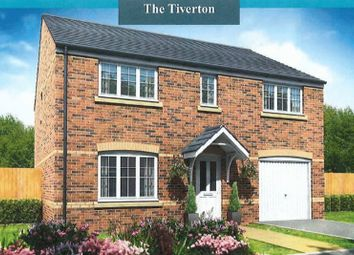Thumbnail 4 bed detached house for sale in The Tiverton, Woodlands, Mottram Road, Stalybridge