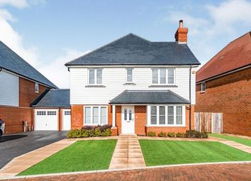 4 bed detached house for sale in Waterside Way, North Bersted, Bognor Regis, West Sussex PO21