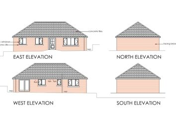 Thumbnail 3 bed bungalow for sale in Gypsy Lane, Townville, Castleford