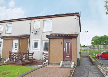 Thumbnail 1 bed flat for sale in Kestrel Court, Hardgate, Clydebank