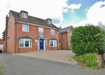 Thumbnail 6 bed detached house for sale in Station Road, Earls Colne, Essex