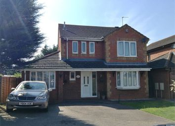 Thumbnail 5 bedroom detached house for sale in Sherwood Close, Corby, Northamptonshire