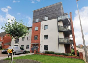 Thumbnail 3 bed flat for sale in Somerset Walk, Broughton, Milton Keynes, Buckinghamshire
