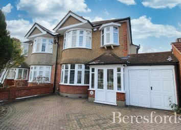 3 bed semi-detached house for sale in Upminster, Essex RM14