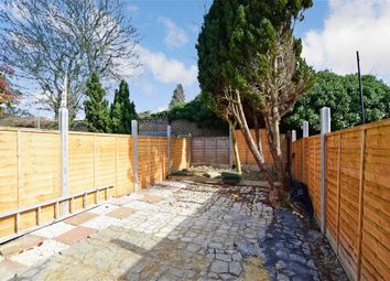 Thumbnail 3 bed end terrace house for sale in Cecil Road, Gravesend, Kent