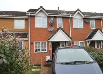 Thumbnail 2 bed terraced house for sale in Mill Road Drive, Purdis Farm, Ipswich, Suffolk