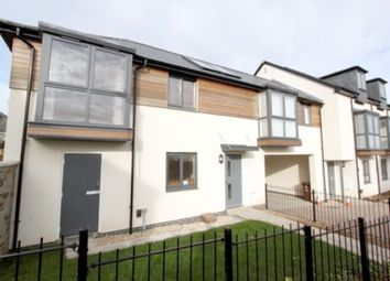 Thumbnail 2 bed semi-detached house to rent in Cobham Close, Crownhill, Plymouth