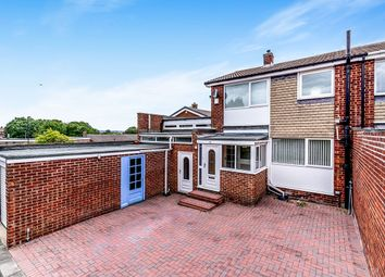 Thumbnail 4 bed semi-detached house for sale in Byron Court, Chapel House, Newcastle Upon Tyne