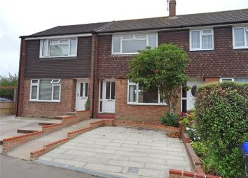 Thumbnail 2 bed terraced house for sale in Hamilton Close, Worthing, West Sussex