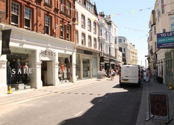 Thumbnail 2 bed flat to rent in East Street, Brighton, East Sussex